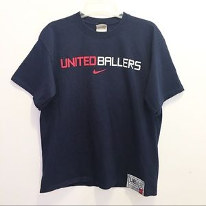 Nike United Ballers UB All World League T-Shirt